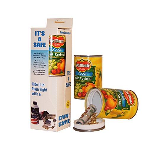 Del Monte Fruit Cocktail Hidden Diversion Can Safe Secret Storage Container (Can Safe Storage Container compare prices)