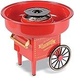 HOWELL HMZ352 - Macchina per zucchero filato ''old fashoned' Rosso
