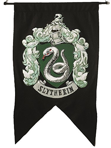 Rubie's Costume Co Harry Potter Slytherin Wall Banner