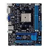 Asus F2A55-M LK2 PLUS Motherboard (AMD A55, DDR3, S-ATA 300, Micro ATX, 1 x PCI Express 2.0, Socket FM2)