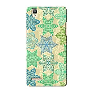 ArtzFolio Vintage Ornate Flowers : Oppo F1 Matte Polycarbonate ORIGINAL BRANDED Mobile Cell Phone Protective BACK CASE COVER Protector : BEST DESIGNER Hard Shockproof Scratch-Proof Accessories