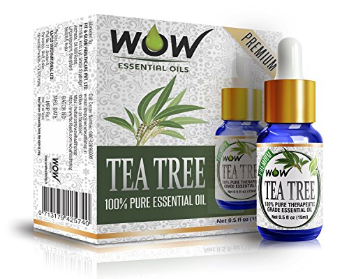 WOW Therapeutic Grade Essential Oil, 15 ml