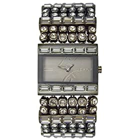 Dkny Latest Simulated Diamond Ladies Watch - NY3969
