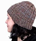 Ribster Beanie Hat Knitting Pattern