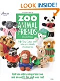 Zoo Animal Friends: 10 Tiny Cuties with Mix and Match Accessories (Annie's Knitting)