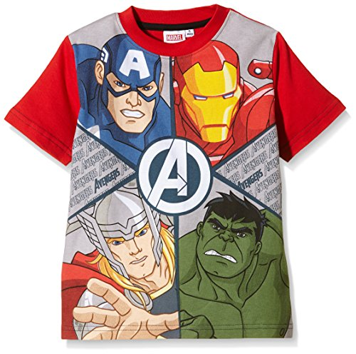 AVENGERS-Camiseta-Manga-Corta-Star-Wars-Camiseta-para-nios