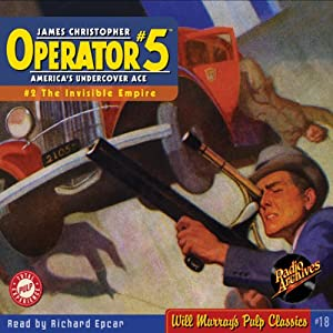 Operator #5, Adventure 2, May 1934 | [RadioArchives.com, Curtis Steele]