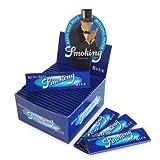 Smoking Blue King Size Display Box of 50 Packs