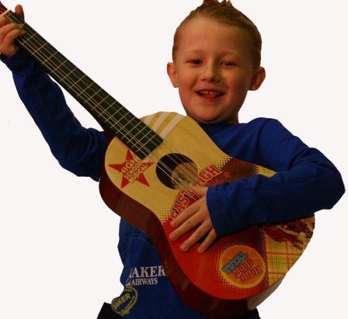 BONTEMPIGSW 7986instrument de musiqueGuitare bois 79 cm  GUITAR  ~ Bois De Lutherie Guitare