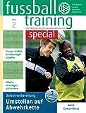 fussballtraining special 2: Umstellen auf Abwehrkette (Saisonvorbereitung)