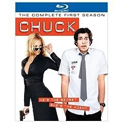 Burn Notice Blu-Ray Cover