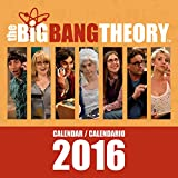 The Big Bang Theory - Calendario multicolor (SD Toys SDTWRN89602)
