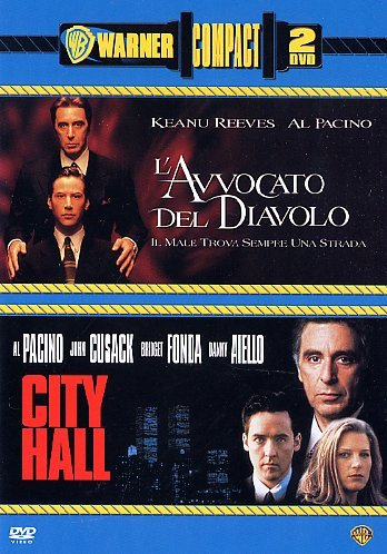 L'avvocato del diavolo +CITY HALL [IT Import]