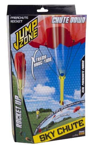 Jump Zone Sky Chute Stomp Parachute Rocket