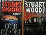 img - for Cold Paradise; L.A. Dead (Two Stuart Woods Paperbacks) book / textbook / text book