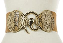 Snake Hook Elastic Belt