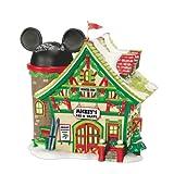 Department 56 Disney Village Lit House, Mickey's Ski Chalet