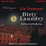 Dirty Laundry: Robyn Kelly Series, Book 2 | Liz Osborne