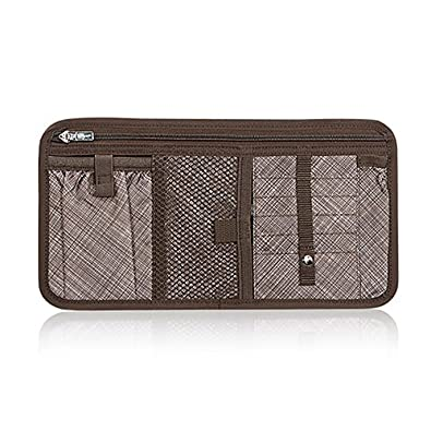 Amazon.com: Thirty One Made In The Shade Pocket in Taupe Cross Pop