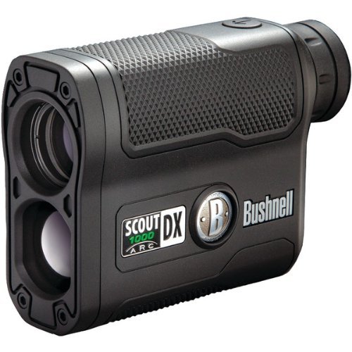 The Amazing Bushnell Scout Laser Dx Arc 1000Yd