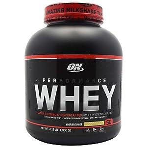 Optimum Nutrition Performance Whey from OPTIMUM NUTRITION