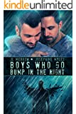 Boys Who Go Bump in the Night (Mad About the Brit Boys Book 2)