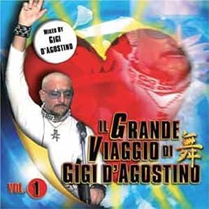Il Grande Viaggio by Gigi D'Agostino (2011) Audio CD