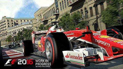 F1 2016 Edición Limitada