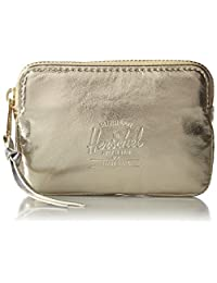 Herschel Supply Co. Men's Oxford Gold-Tone And Silver-Tone Wallet