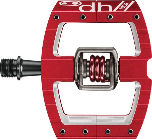 crank-brothers-mallet-dh-race-pedal-red