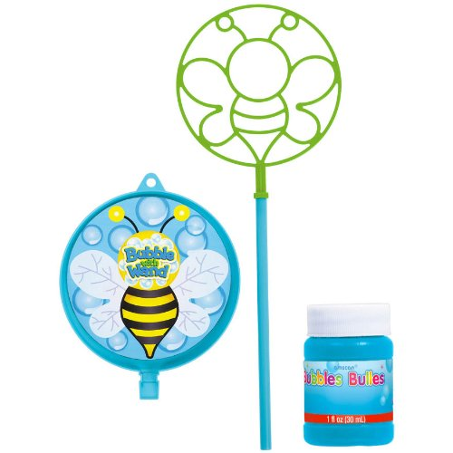 Bee Bubble Wand