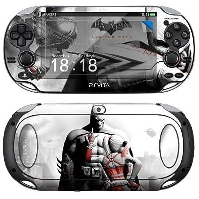 BATMAN (ビニール) Skin 保護シート for PS Vita