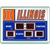 Illinois Fighting Illini Scoreboard