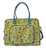 Room Seven Diaper Bag, Dressing Dolls Yellow