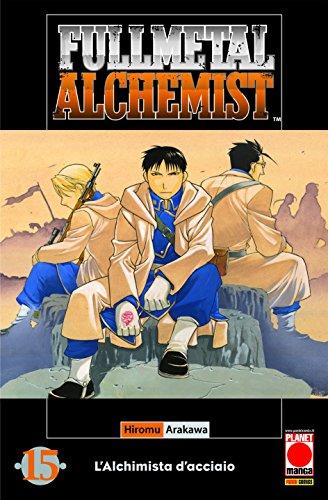 Fullmetal Alchemist Seconda Ristampa 15