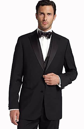Rent Designer Men's Clothes Men s Classic Black Formal