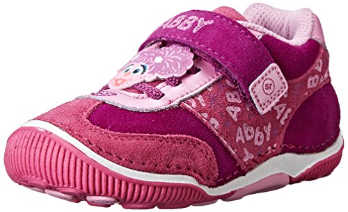 Stride Rite Srt Girls Abby Boot Boot (Toddler),Pink/Purple,6.5 W Us Toddler front-741532