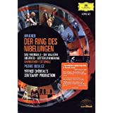 Wagner: The Ring of the Nibelung ( Das Rheingold / Die Walk�re / Siegfried / G�tterd�mmerung) (Boulez/Chereau Ring Cycle) ~ Gwyneth Jones