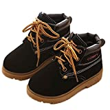 Decorie Winter Warm Cool Fashion Army Style Martin Boot for Baby Child Shoes