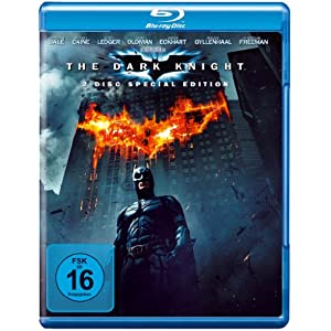 51b64iE%2BNEL. SL500 AA300  [Amazon] Blu rays: The Dark Knight (2 Discs) & Hangover für je 6,97€ inkl. Versand