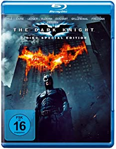 The Dark Knight (2 Discs) [Blu-ray]