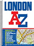 img - for London Street Atlas AZ Spiral*** (A-Z Street Atlas) book / textbook / text book