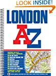 London Street Atlas (spiral) (A-Z Str...