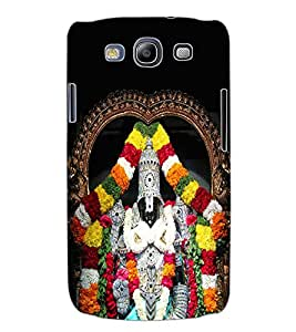 ColourCraft Lord Venkateswara Back Case Cover for SAMSUNG GALAXY S3 I9300