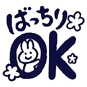 kodomo no kao ティーチャースタンプばっちりOK兎(1604-147)