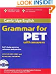 Cambridge Grammar for PET Book with A...