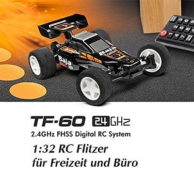 HPI Racing Q32 Baja Buggy RTR 2.4GHz