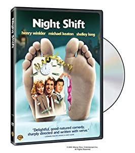 Night Shift (Keep Case)