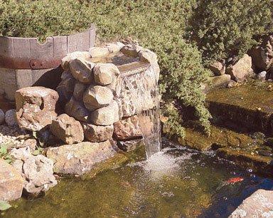 Waterfall Pond Kit