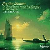 New Liszt Discoveries
